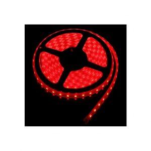 LED نواری قرمز ریز 3528-2835 60Pcs رول 5متری
