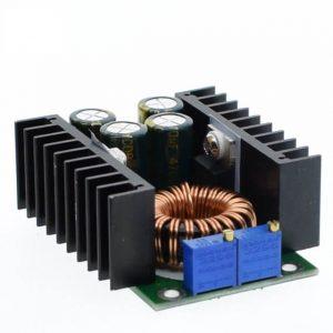ماژول کاهنده ۱۰ آمپری DC-DC با کنترل ولتاژ و جریان