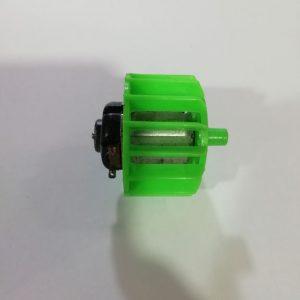 موتور اسباب بازی با سازه کولر
