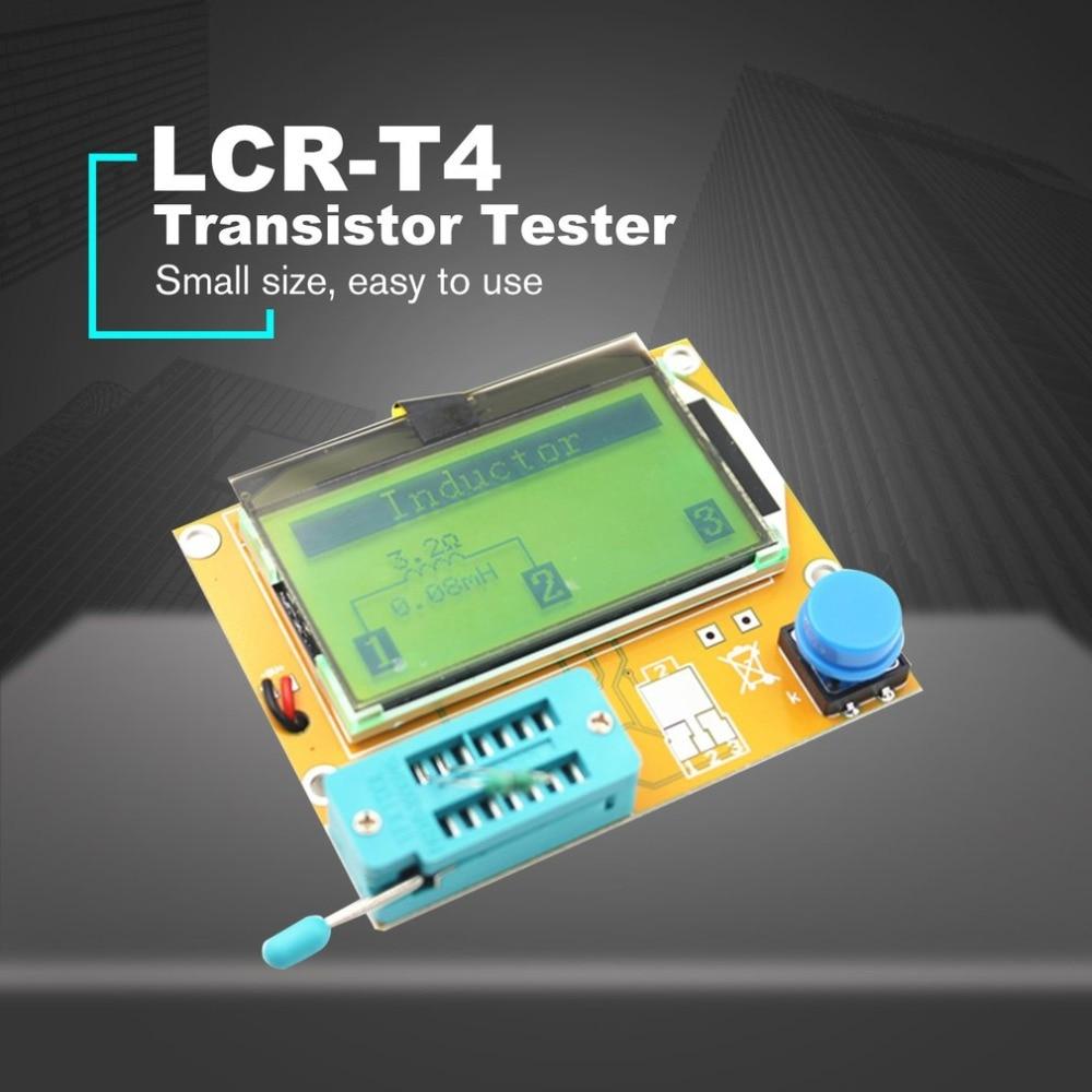تستر قطعات الکترونیکی Component TESTER