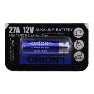 باتری 27A اوریون مدل Alkaline