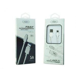 کابل USB به MICRO USB ترانیو مدل X6 طول 1 متر