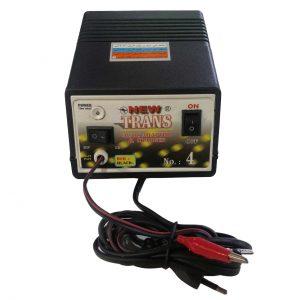 شارژر باتری 6و12ولت 4 آمپر