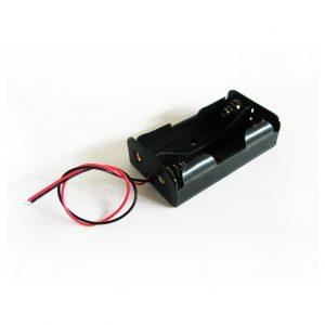جاباتری دوتایی باتری های لیتیوم یون 3.7V سایز 18650
