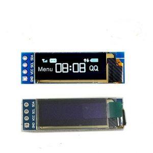 نمایشگر OLED 0.91 inch آبی