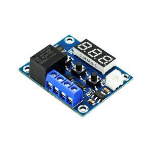 ماژول کنترلر (ترموستات) دما با قابلیت تنظیم W1209 Blue (W312)