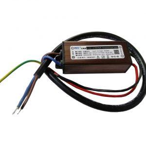 درایور LED ضد آب 6~10وات جریان 240 میلی آمپر